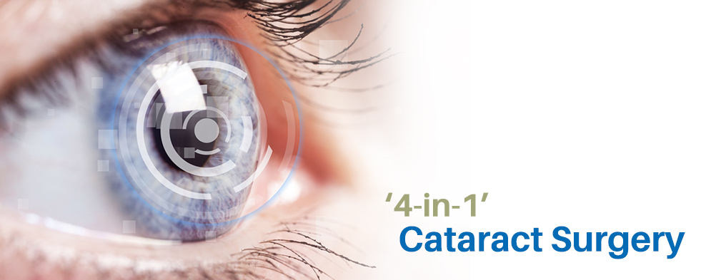 Cataract Surgery Singapore Doctor Eye Specialist Lee Hung Ming Eye Centre