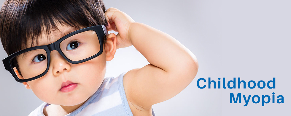 Childhood myopia in Singapore - causes, symptoms, and treatments.